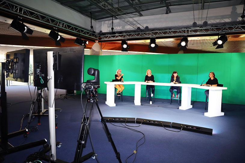 EVENEMENT VIRTUEL, STUDIO TV, DIGITALISATION