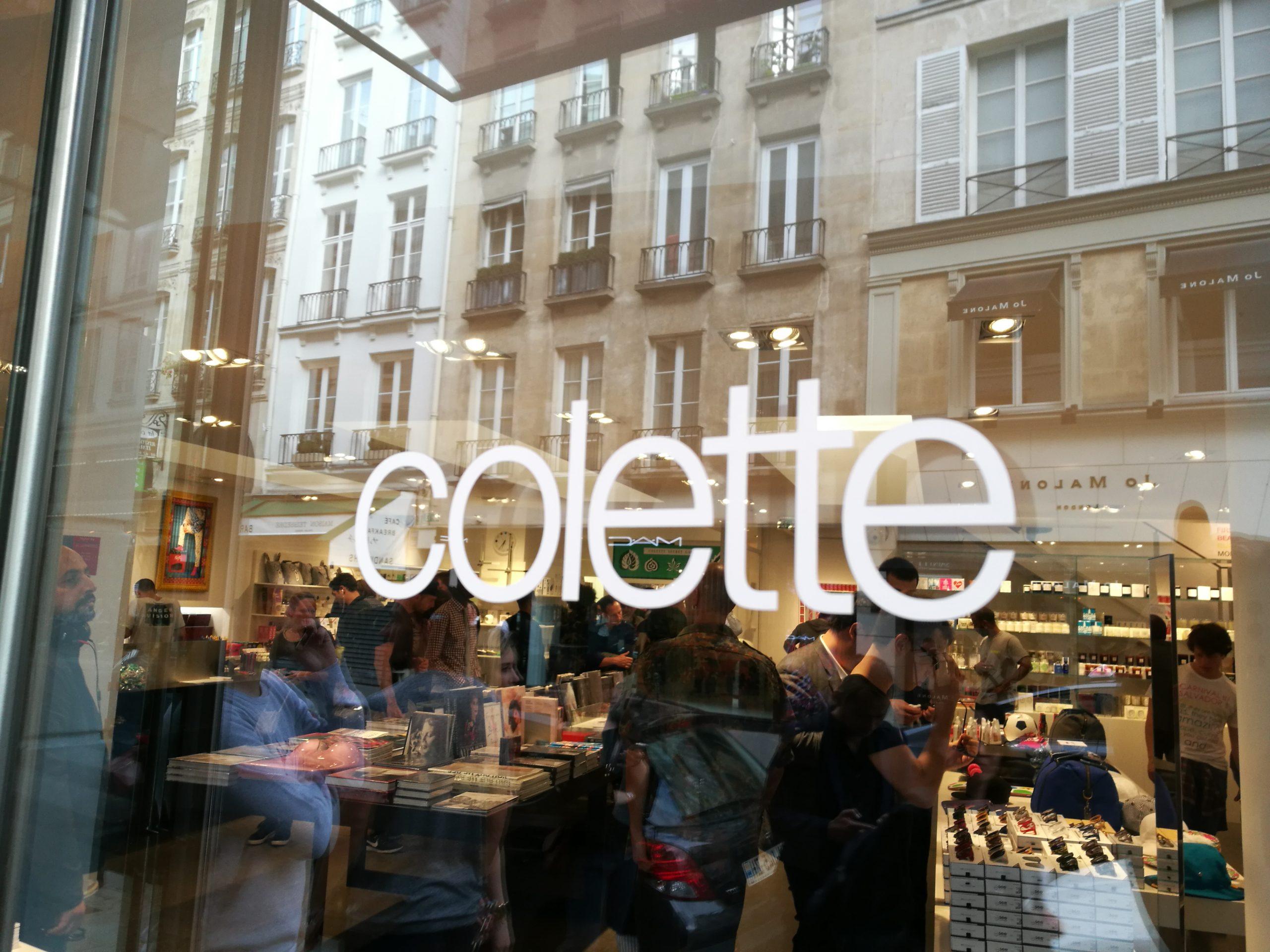 EXPOSITION HUAWEI COLETTE PARIS