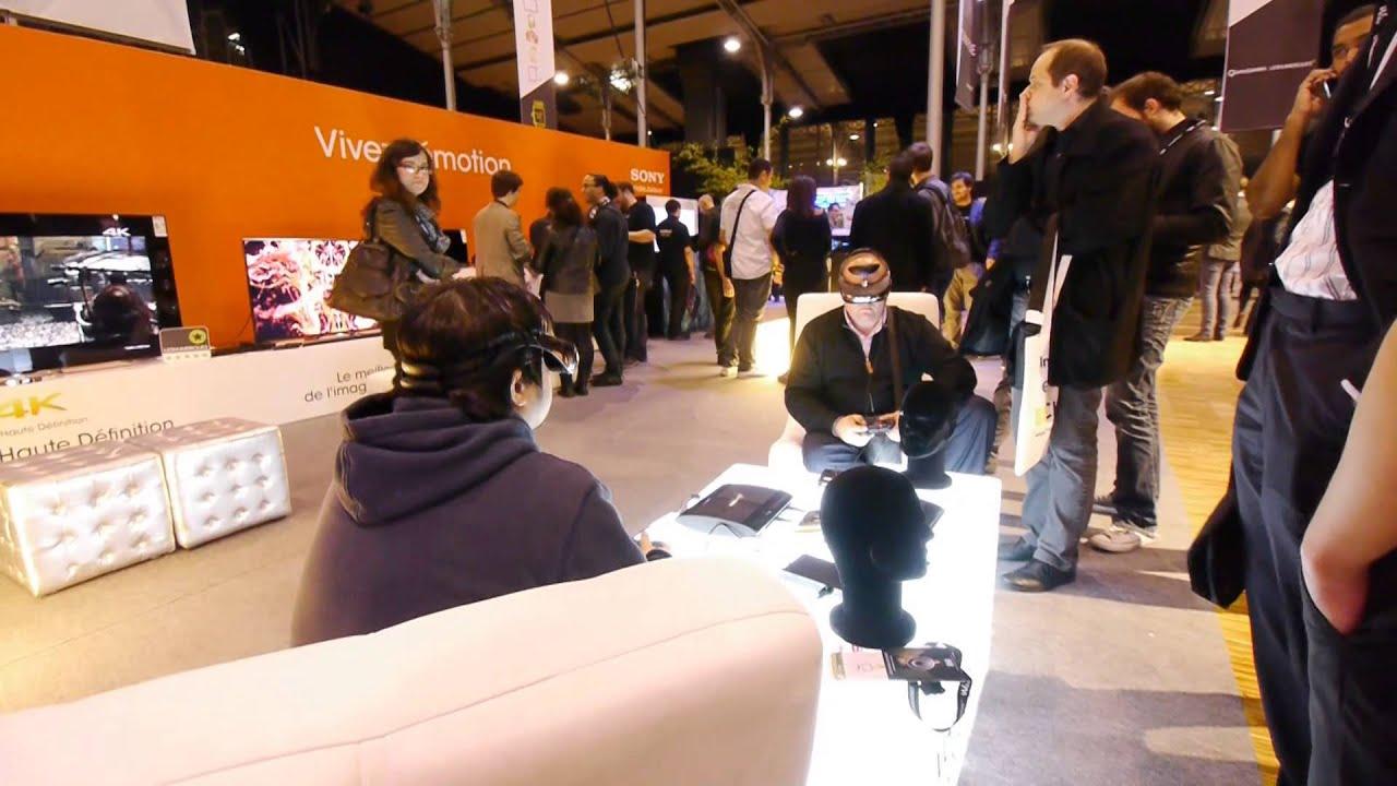 R2 Stand & Event organise le salon Les Numériques Factory !