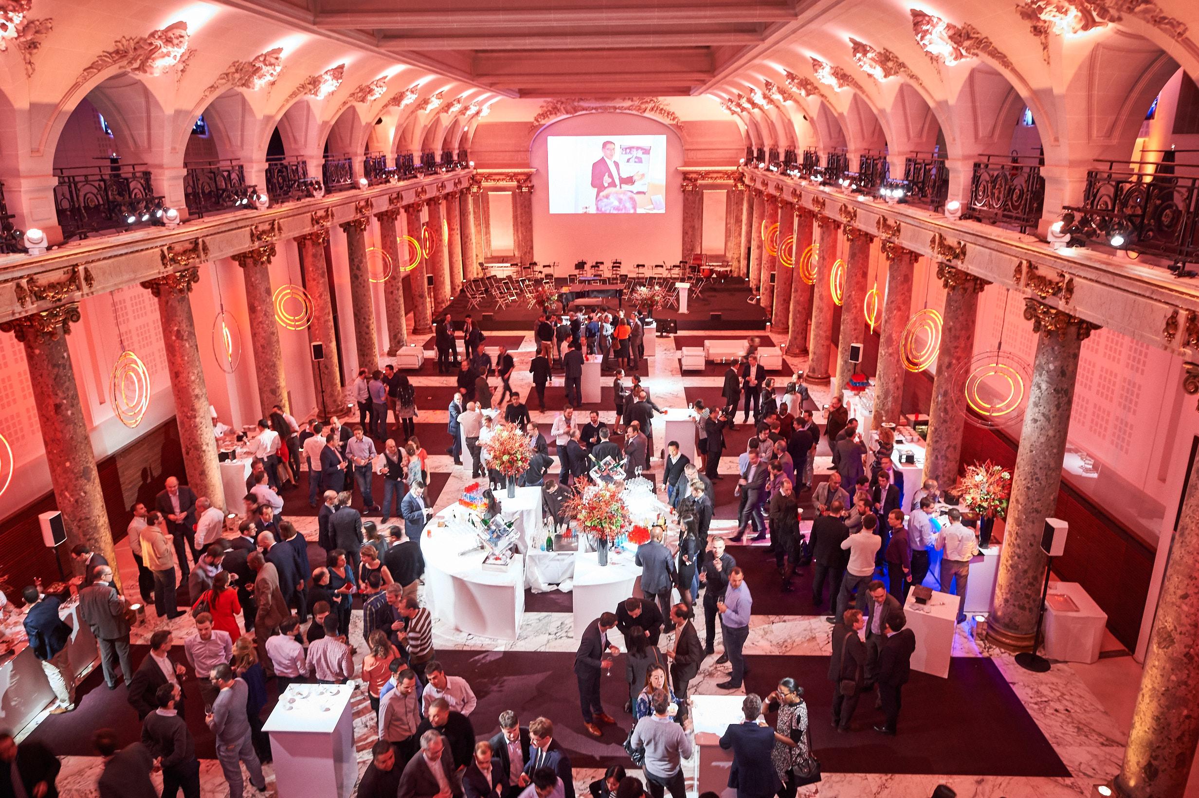 R2 Stand & Event réalise une somptueuse soirée au Pavillon Cambon